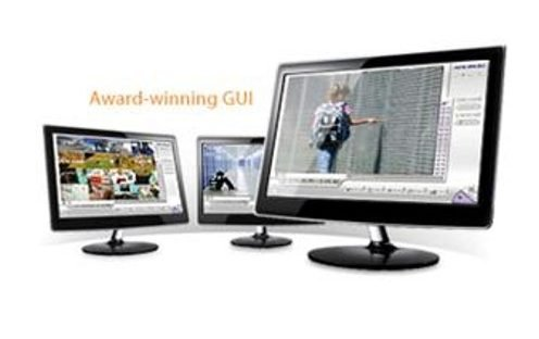 Video Surveillance Award Winning Interface