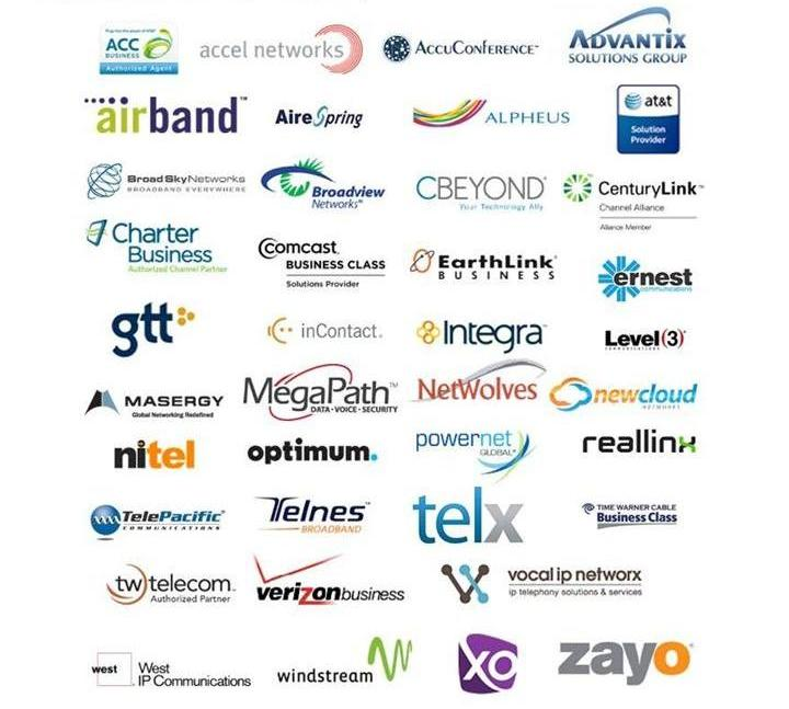 Carrier Providers Represented by Kapp Carrier Services
