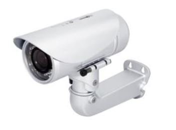 Network Bullet Security Camera