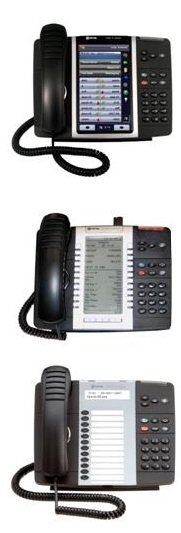 gigabit phones - mitel